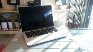 Macbook Pro 13 - late 2013 - A1502 - i7 4558u 2.8Ghz, 16Gb RAM, 500Gb SSD, , 1 Year Warranty, Free Shipping in Canada!