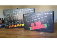 Roland TR-8 Drum machine and TB-3 Bass synth (mint condition, boxed) £425 + free cables