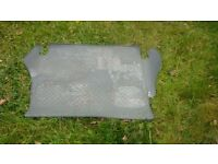 Rubber Boot Mat for SAAB 93