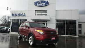 2013 Ford Explorer LIMITED 4X4 V6