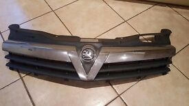 Vauxhall Astra H Front Grill