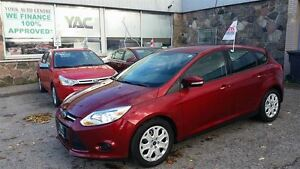 2013 Ford Focus SE H/B Auto AC P/Group Cruise SYNC