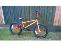 Ruption Friction BMX style bike