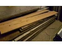 Vintage Pine floorboards