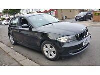 BMW 118D 2.0 SE 09 2009 1 YRS MOT £30 RD TAX hpi clear