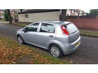 Fiat grande punto 1.2 5 door 2008 hpi clear