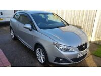 Seat Ibiza 1.4 Sport, 60 Plate, Registered 2011, 47628 Miles, FSH. £3750 ONO