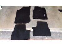Peugeot 208 floor mats.