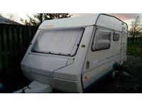 4-berth touring caravan - ABI Marauder 450 CTL