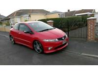 Honda civic type r sale or swap st vxr cupra s3