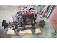 K20a2 civic type r engine ep3