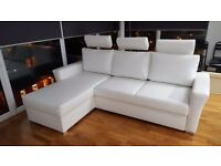 Delivery 1-10 days MIAMI Bed Sofa Corner Brand New Packed Function Storage Universal Side