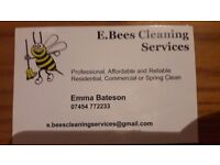 E.Bees Cleaning *** Looking for a local reliable cleaner****