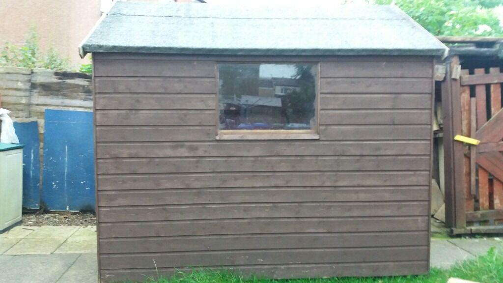 8 x 6 garden shed - Garden Sheds East Kilbride