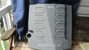 HUMMER ENGINE COVER