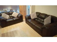Three and two seater sofa set for sale