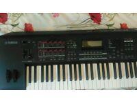 Yamaha keyboard moxf6