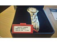 Men's Watch Krug Baümen Regatta 4 Diamond