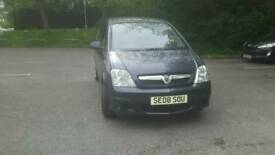 2008 vauxhall mariva 1.4i manual family mpv