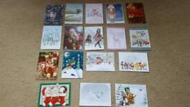 HUNKYDORY 17 x CHRISTMAS CARD TOPPERS No2