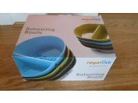 Balancing Bowl set by Jan Hoekstra