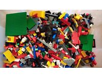 8kg of Lego - Mixed lot