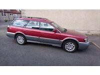 Subaru Outback AWD Estate