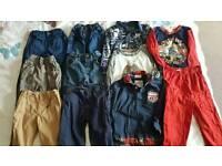 Boys clothing age 4-5yrs