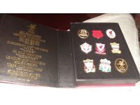 Liverpool memorial collection badges