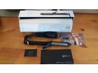 NEW GHD ARCTIC GOLD CURVE GIFT SET
