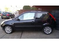 Ford Fiesta 1.4 LX 2004 3 Door Hatchback Semi Automatic