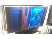 "Samsung 46"" 4k Wifi Smart 3D LED TV £270"