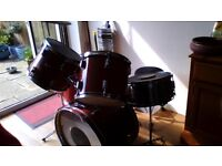 Hohner Drum Kit