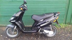 Nrg piaggio 50cc,mc3,low mileage orginal,moped