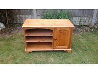 Pine cabinet - TV unit
