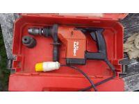 Job lot 110v power tools Hilti Bosch Makita Core Hammer drill Jigsaw Angle Grinder Transformer