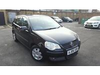 2006 VW POLO 1.2 PETROL MANUAL 7 STAMPS F/S/H