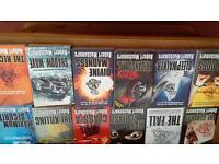 Books from the Cherub Series by Robert Muchamore