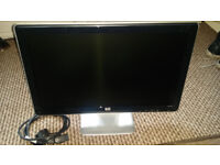 "Quality Hewlett-Packard HD-2010i 50.8cm 20"" Tilting Pc Monitor £35"