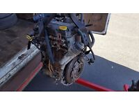 Vauxhall Corsa C Engines (x3) - (Z10XE NON twinport) - Spares or Repair