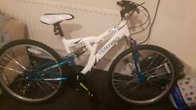 "Vertigo Mont Blanc 26"" Dual Suspension Mountain Bike"