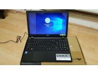 "Brand New Acer Aspire 15.6"" Laptop Intel Core i3 /8GB RAM /1000GB Win8.1 1Y Warrenty"