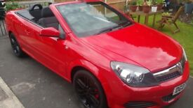 Vauxhall Astra twintop 1.6 2 owners from new