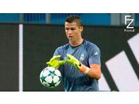 Goalkeeper needed for 6aside