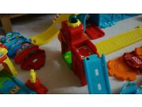 Vtech cars buildings,over £100 POUNDS WORTH OF TOYS