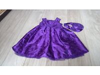 Girls dress 12 - 18 months