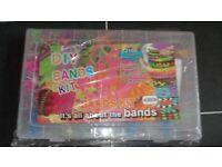 BNIB Loom Band Kit