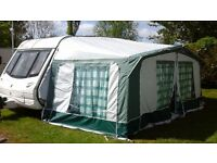 abbey volue 4 berth caravan
