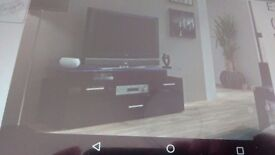 Brand New Still in Box Black Gloss TV and Video Unit