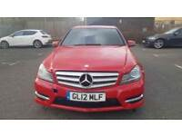 Mercedes-Benz C Class 2.1 C220 CDI BlueEFFICIENCY Sport 7G-Tronic 4dr AMG MODEL-B-E Model